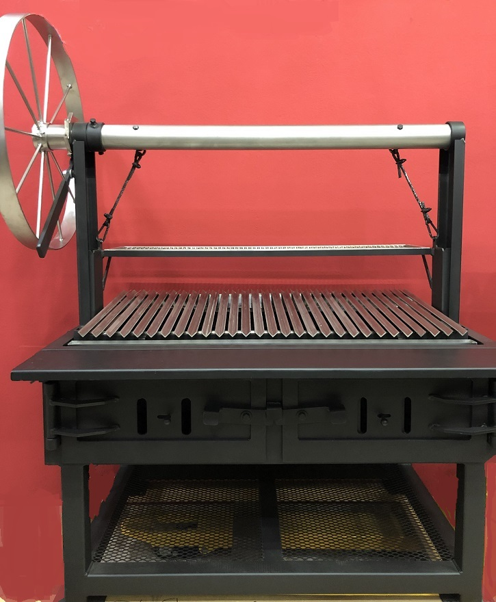 """""""BM G-4""""  Argentine Style Grill (commercial)"""