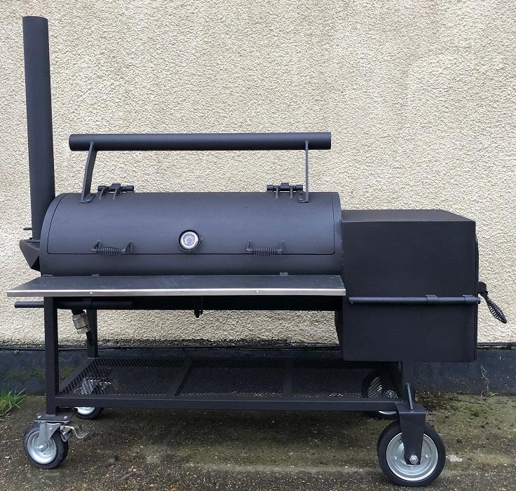 """BM S-2""  offset smoker"