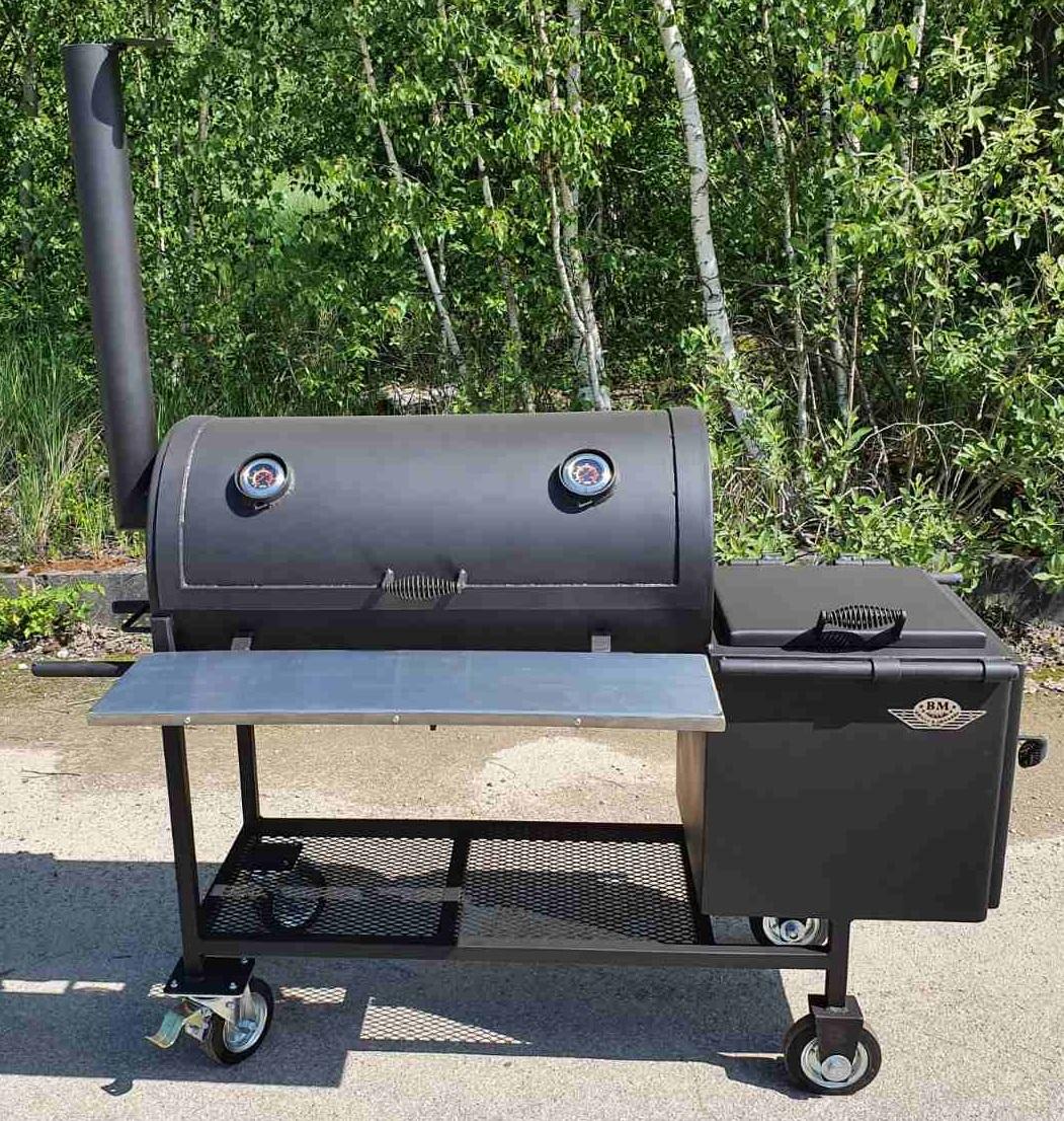 """BM S-3""  offset smoker/grill  (New)"