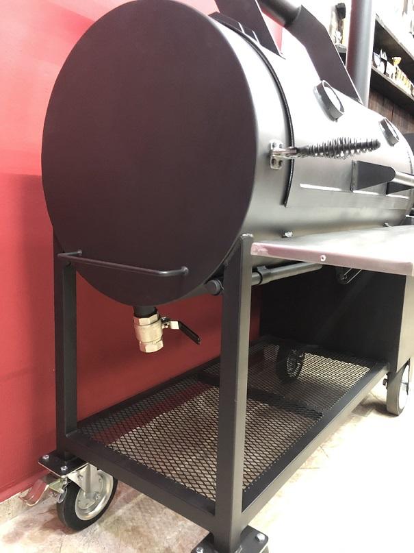 """BM S-4""  universal flow offset smoker (2021 edition)"