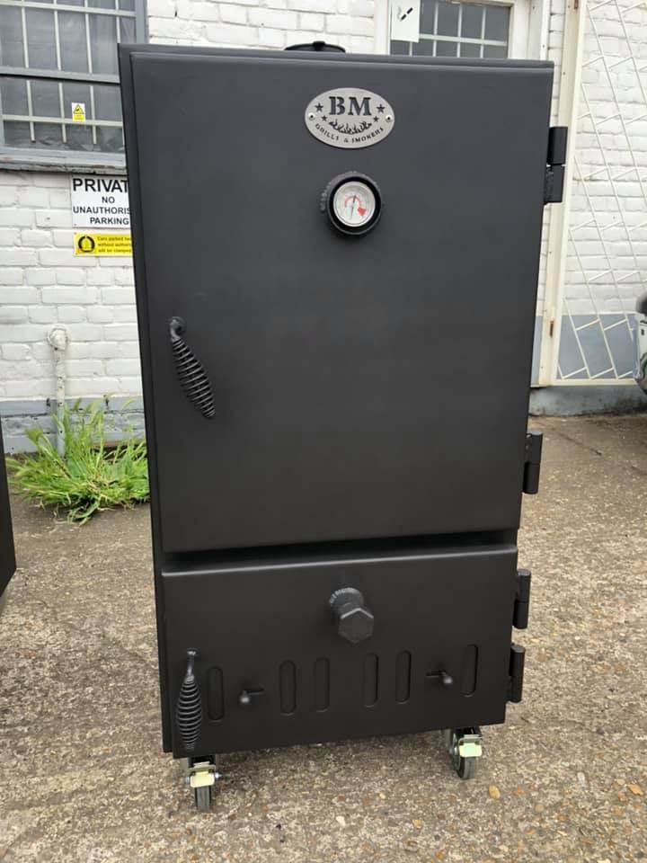 """BM S-8""  Cabinet Smoker/Cooker/Warmer"